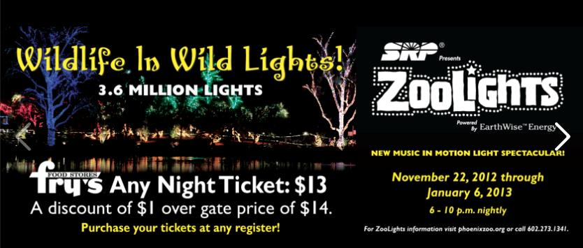 If You Are Planning On A Fun Family Night Looking At Lights, ZooLights Is  Going On Now Until January 6 (6 Pm U2013 10pm). This Year They Have A New  U201cMusic In ...