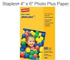 StaplesPhotoPaper